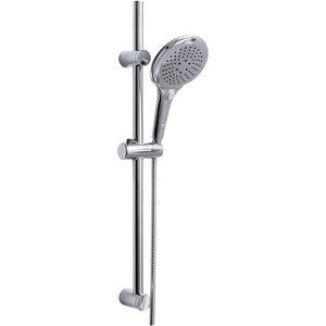 Zestaw prysznicowy przesuwny EUROCLICK chrom