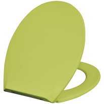 Deska WC SOFT ECO zielona