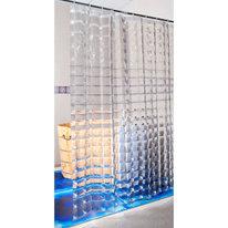 Zasłona łazienkowa 3D, okienko 100/100