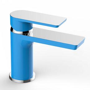 Bateria umywalkowa RIVER VIEW niebieski