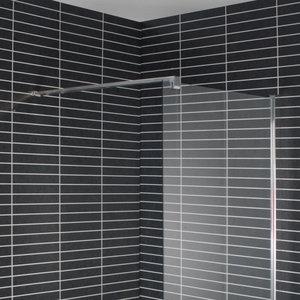 Drążek stabilizujący do kabiny prysznicowej WALK IN 150 cm