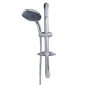 Zestaw prysznicowy przesuwny JUMBO SPRAY