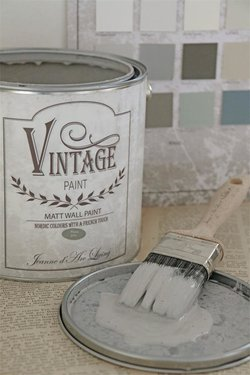 Wall Paint Warm Grey