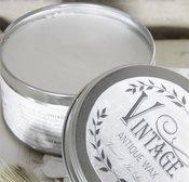 Vintage wax valkoinen 370 ml