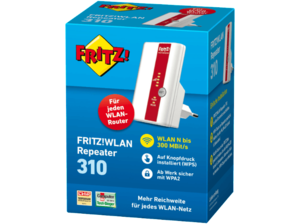 FRITZ!WLAN 310 Repeater