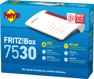 FRITZ!Box 7530 Router
