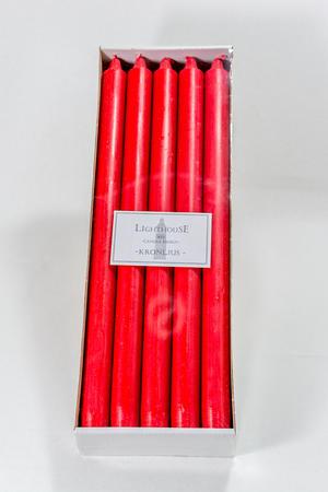 Kronljus Red 23x350 mm 10-p