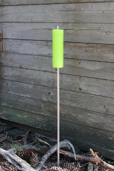 Garden Fackla utomhus Green Lemon 50x170 mm