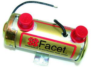 Bränslepump Facet Red Top