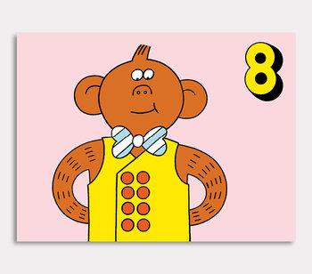 8 – eight.