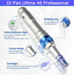 Dr.Pen Ultima A6 Professional (Laddbar)