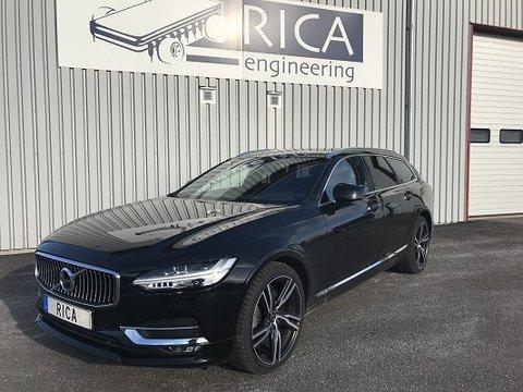 Rica i-power 367 Hk / 460 Nm (Volvo V90 II T6 320 Hk / 400 Nm 2017-)