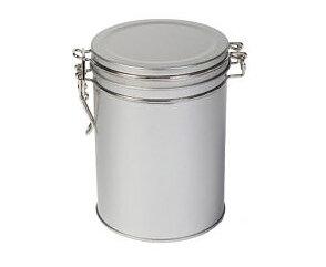 Teburk Rund Silver med knäpplock 200 gram