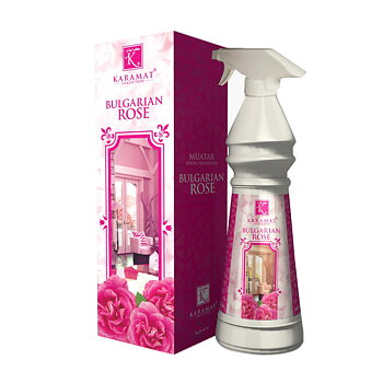 Karamat Bulgarian Rose Home  Air Freshener