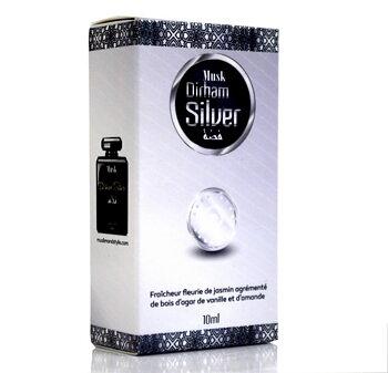 Muslim & Style Musk Dirham Silver 10ml