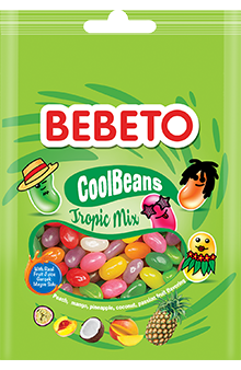 BEBETO Cool Beans Tropic Mix 60g