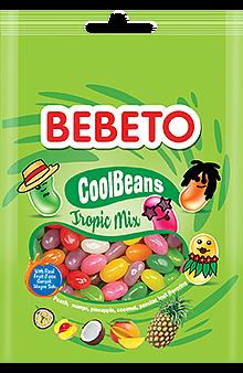 BEBETO Cool Beans Tropic Mix 60g