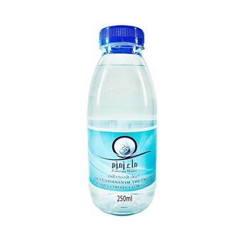 Zamzam water from Makkah 250ml
