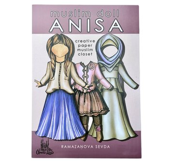 Anisa The muslim paper doll
