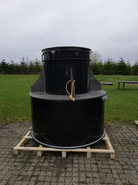 Biokube Venus - Kombi - Minireningsverk  för 1 hushåll