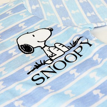Body med lång ärm Snoopy 74577 Storlek 3 månader