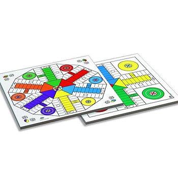 Spelplan till Småhästspelet Cayro Spelare 4-6 (40 X 40 cm)