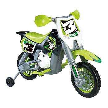 Motorcykel Feber Rider Cross 6 V Elektrisk  (82 X 57 x 119 cm)