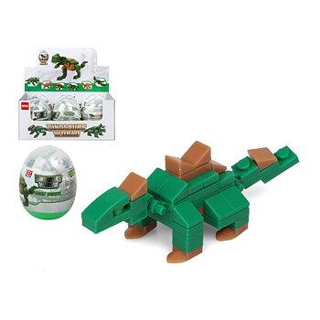 Byggsats Dinosaurs World