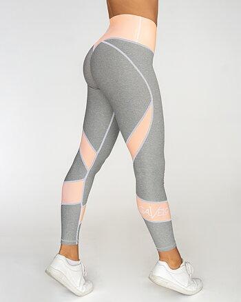GAVELO Peach Swirl Leggings