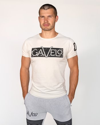 GAVELO Sports Tee Lunar Rock Grey