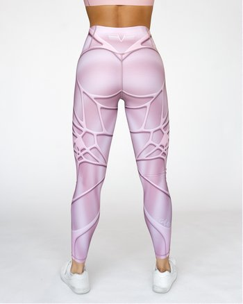 GAVELO MarvelLizzy Pink Leggings