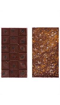 Choklad 65 % med Lakrits