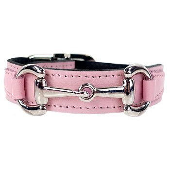 HARTMAN & ROSE BELAMONT IN SWEET PINK & NICKEL
