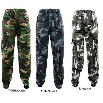 Camouflage byxor | 3 modeller