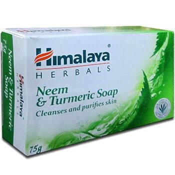 Neem & Turmeric Soap 75g Himalaya