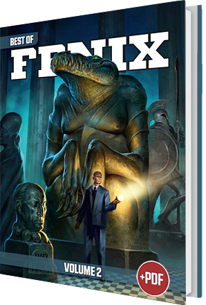 Best of Fenix Volume 1-3 (hardcover + PDF)