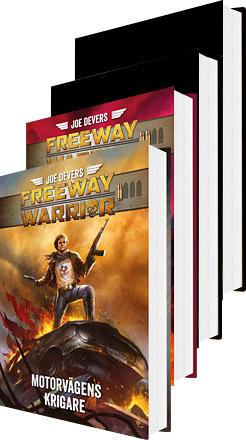 Freeway Warrior soloäventyrsserie (hårdpärm)
