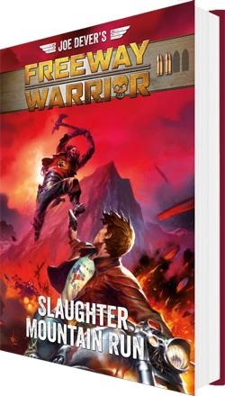 Freeway Warrior Game Book Series (hardbacks)