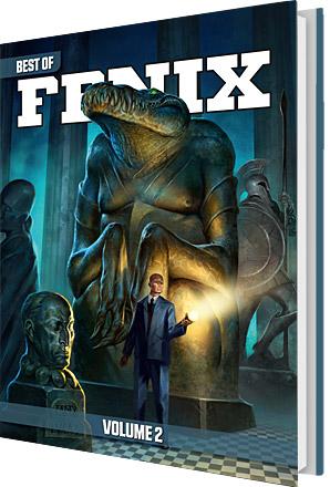 Best of Fenix Volume 1-3 (hardcover)