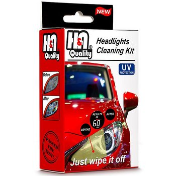 HA QUAILITY - HEADLIGHTS CLEANING KIT