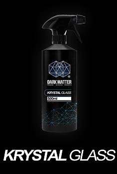 DARK MATTER DETAILING - KRYSTAL - GLASS CLEANER 500ml