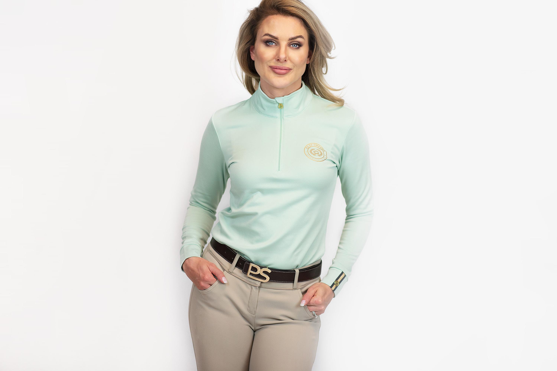 Poloshirt, Bonnie, Mint Green - PS of Sweden