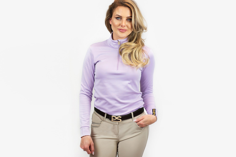 Poloshirt, Bonnie, Soft Lilac - PS of Sweden