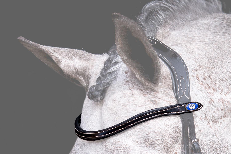 Pannband U-Shape White Stitching - PS of Sweden