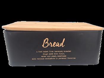 PLÅTBURK BREAD