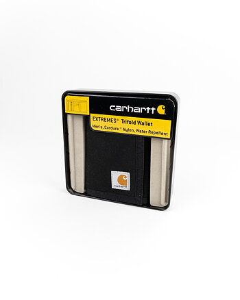 Carhartt - Extreme Trifold Wallet Black