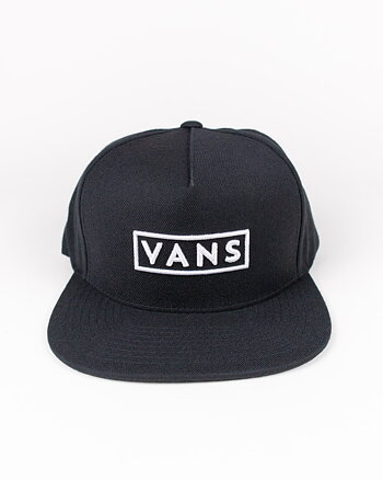 Vans - Easy Box Snapback Black