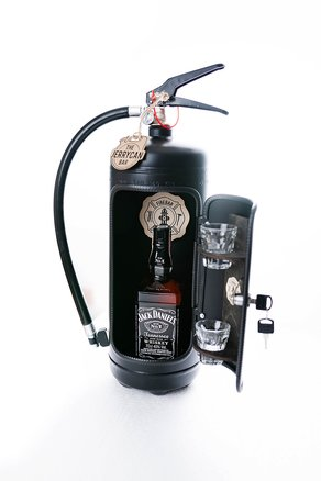 The Jerrycan Bar - Firebar Black