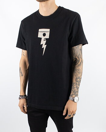 DEUS Ex Machina - Pisstin Tee Black