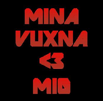 """""""MINA VUXNA <3 MIG"""""""
